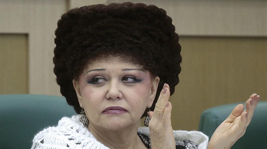 Valentina Petrenko nosí celoročně beranici?