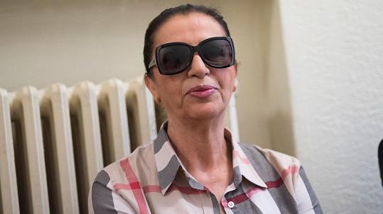 Nora Mojsejová se znovu vdala.
