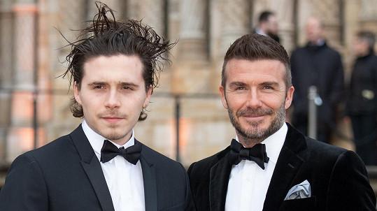 Dva šéfkuchaři v rodině Beckhamů