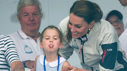 Takhle mají princeznu Charlotte fanoušci nejraději.