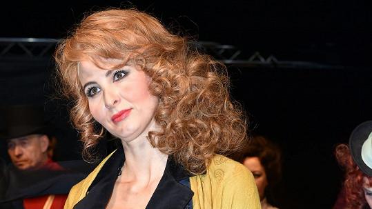 Rozmarná Ivana sekla bez varování s rolí v muzikálu.