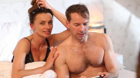 Alice Bendová a Jan Révai v horské komedii Špindl