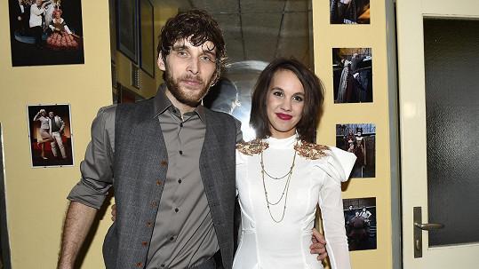 Míša Doubravová a Roman Tomeš se budou brát, ale v novém muzikálu si spolu nezahrají.