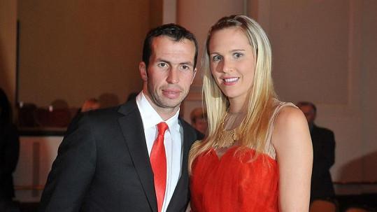 Radek Štěpánek a Nicole Vaidišová už netvoří pár.