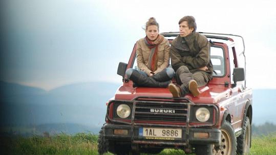 Anna Fialová a Igor Orozovič