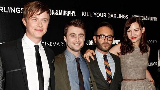 Daniel Radcliffe a jeho přítelkyně Erin Darke společně hráli ve filmu Zbav se svých miláčků.