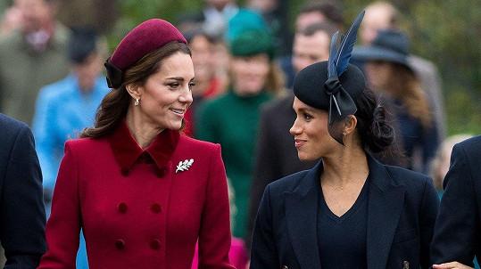 Že by Kate na večírek nedostala pozvánku?