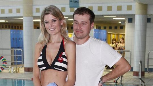 Iveta Lutovská s manželem Jaroslavem Vítem