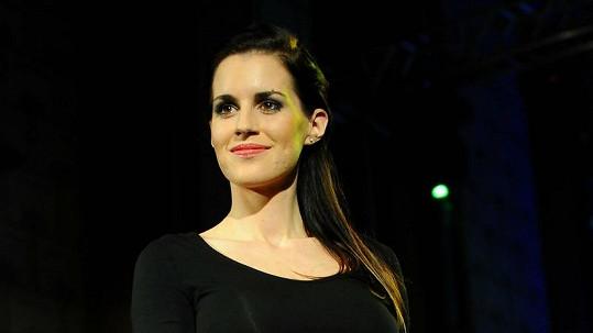 Lucie Váchová je šťastnou maminkou.