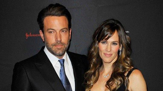 Jennifer už má za Bena náhradu.