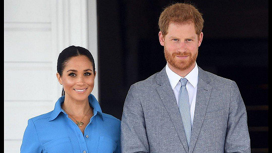 Meghan a Harry už vybírají kmotry pro své miminko.