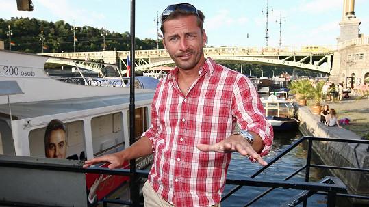 Petr Vondráček se rozpovídal o účasti v pořadu Tvoje tvář má známý hlas.