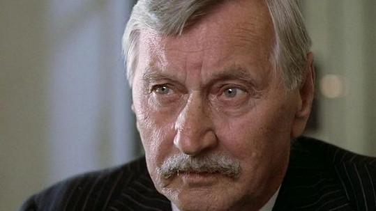 Josef Langmiler v seriálu Dobrodružství kriminalistiky