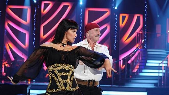 Oldřich Navrátil a Kamila Tománkové ve StarDance končí.
