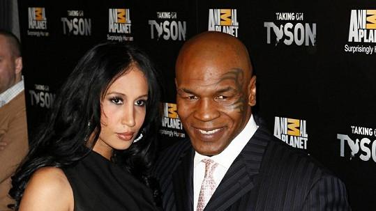 Mike Tyson a Lakiha Spicer.