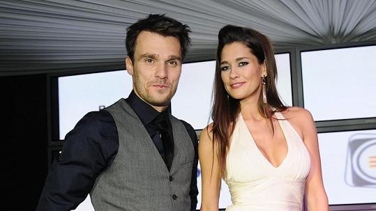 Leoš Mareš a Petra Faltýnová už netvoří pár.