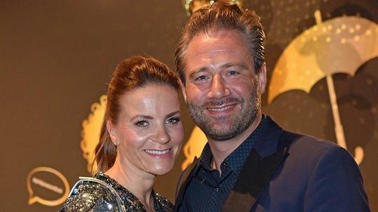 Sasha Schmitz s manželkou Julií