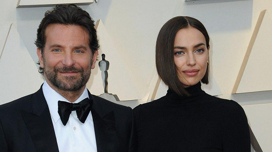 Bradley Cooper s partnerkou Irinou Shayk