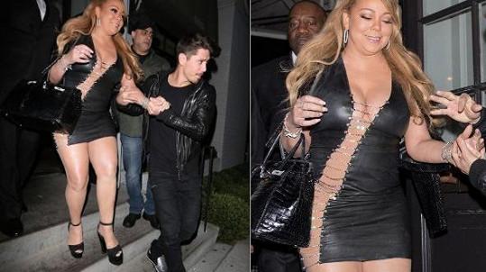 Mariah Carey s Bryanem Tanakou
