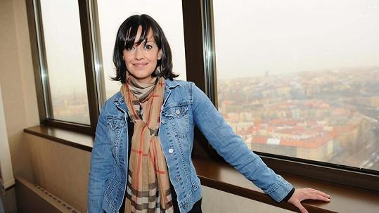 Tereza Brodská je tajnůstkářka.