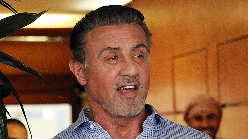 Sylvester Stallone na konci roku 2016