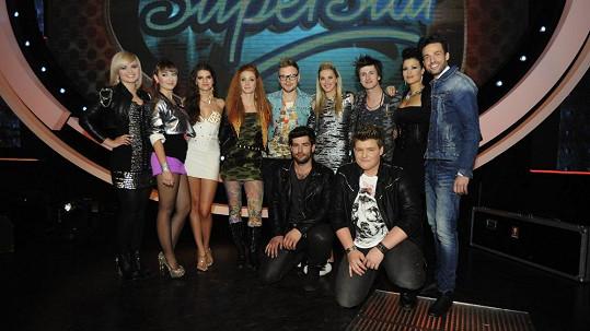 Co v neděli zazpívají finalisté SuperStar?