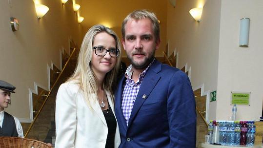 Libor Bouček a Markéta Haindlová se rozešli.