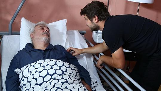 Seriál z nemocničního prostředí opustí hned dvě postavy.