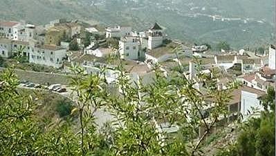 Španělská obec Moclinejo.