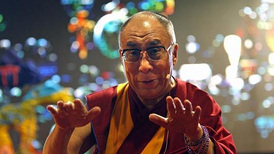 Dalajláma se zúčastnil kulinářské show MasterChef.