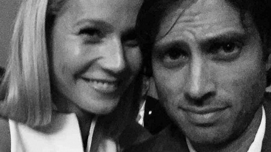 Brad Falchuk potvrdil vztah s Gwyneth Paltrow.