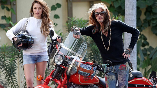 Steven Tyler s Aimee Ann Preston
