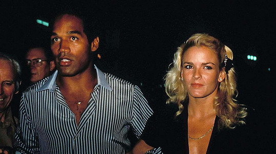 Nicole Brown Simpson a O. J. Simpson