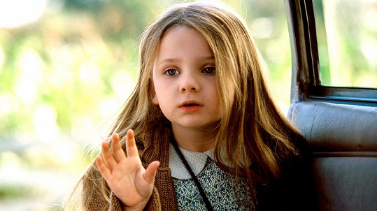 Abigail Breslin ve filmu Znamení