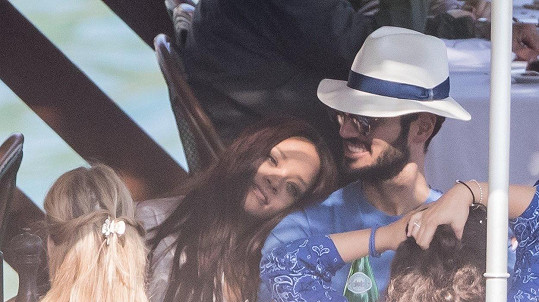 Rihanna a Hassan Jameel prožívají velkou lásku.