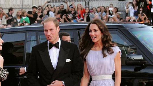 Vždy elegantní dvojice William a Kate.