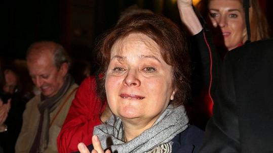 Ani Libuška Šafránková věk nezastaví.