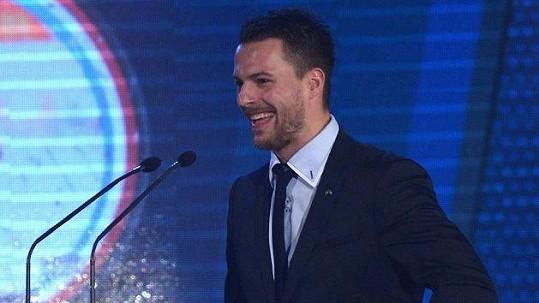 Michal Gulaši už má zase důvod k úsměvu.