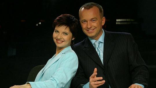 Karel Voříšek a Markéta Fialová se opět objeví jako moderátorská dvojice.