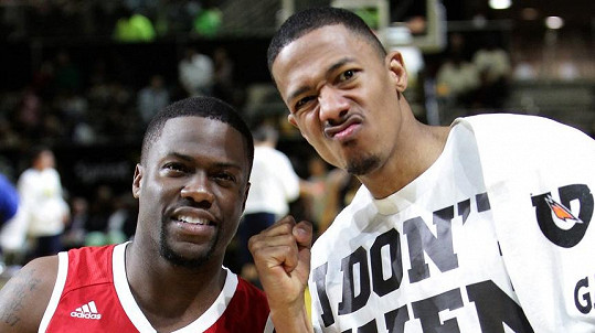 Kevin Hart a Nick Cannon