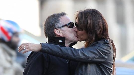Manželství Williamse a Schneider bylo plné lásky.