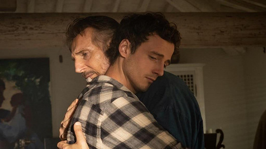 Liam Neeson se synem