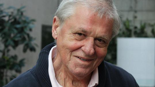 Laďa Kerndl překonal rakovinu před jednadvaceti lety.