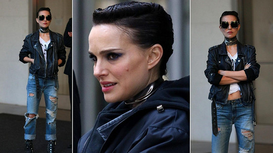 Natalie Portman (36) ve filmu Vox Lux