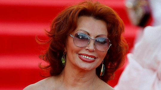 Sophia Loren snad nestárne!