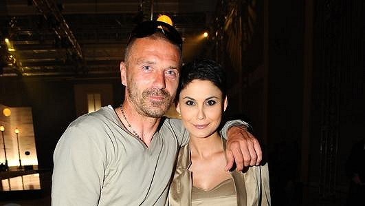 Tomáš Řepka s Vlaďkou Erbovou