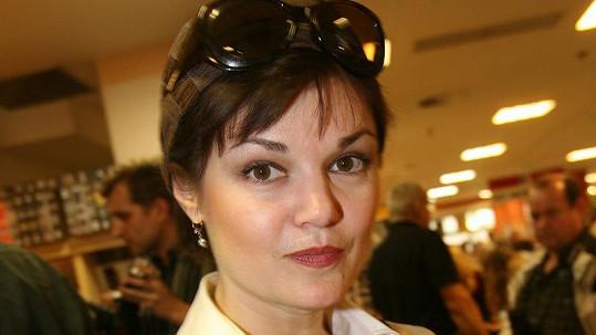 Simona Postlerová smutní, přišla o zajímavou roli.