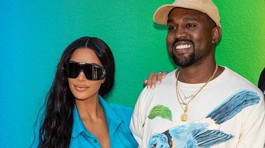 Kim s Kanyem si tuto akci prostě nemohli nechat ujít.