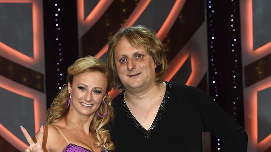 Lukáš Pavlásek bavil televizní diváky a teď si tancem bude ještě vydělávat.