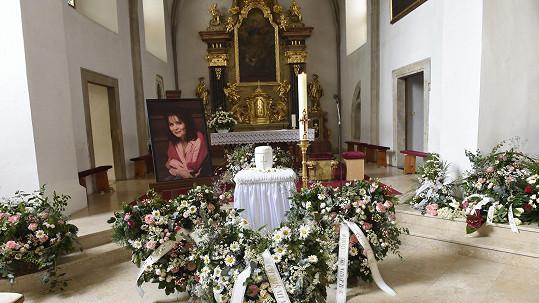 Libuše Šafránková zemřela 9. června ve věku 68 let.